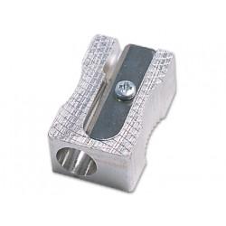 Sacapuntas m+r 2000 metalico rectangular