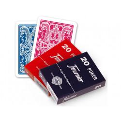 Baraja fournier poker español 2054