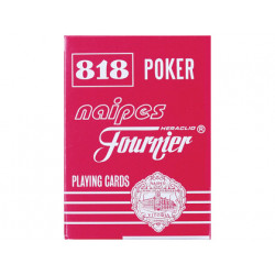 Baraja fournier poker ingles y bridge 81855