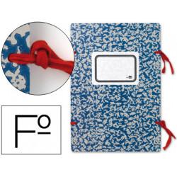 Carpeta legajos liderpapel folio carton