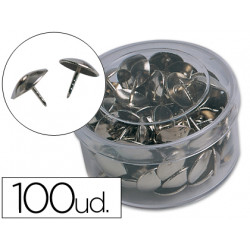 Chinchetas liderpapel caja de 100