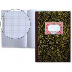 Libro miquelrius cartone 3010 folio 100 hojas cuadro pequeño