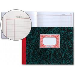 Libro miquelrius cartone 3085 cuarto 100 hojas debe haber apaisado