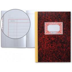 Libro miquelrius cartone 3016 folio 100 hojas cuentas corrientes debe habe