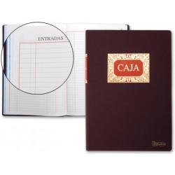 Libro miquelrius folio 100 h caja entrada y salida