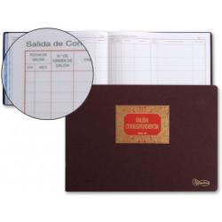 Libro miquelrius n 43 folio apaisado 100 hojas salida de correspondencia