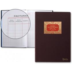 Libro miquelrius n 65 folio 100 hojas facturas recibidas
