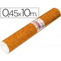 Rollo adhesivo aironfix especial ante whisky 67807 rollo de 10 mt