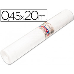 Rollo adhesivo aironfix unicolor blanco 67002 rollo de 20 mt