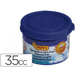 Tempera jovi 35 ml azul ultramar