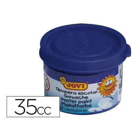 Tempera jovi 35 ml azul ultramar