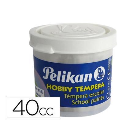 Tempera hobby 40 cc blanco n4