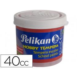 Tempera hobby 40 cc bermellon n58