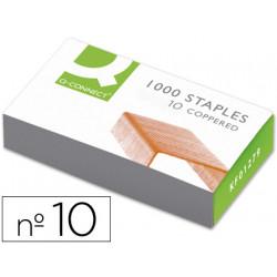 Grapas qconnect nº 10 caja de 1000