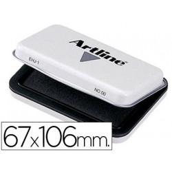 Tampon artline nº 1 negro 67x106 mm