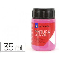 Pintura latex la pajarita magenta 35 ml