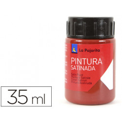 Pintura latex la pajarita oxido rojo 35 ml