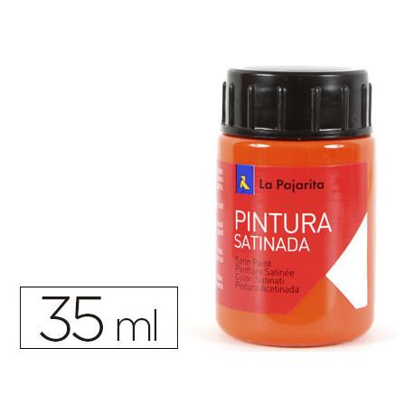 Pintura latex la pajarita naranja 35 ml