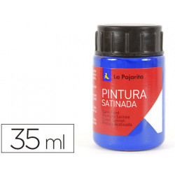Pintura latex la pajarita azul intenso 35 ml