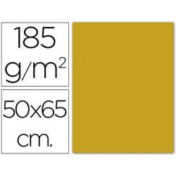 Cartulina guarro cuero 50x65 cm 185 gr