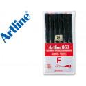 Rotulador artline retroproyeccion punta fibra ek853 6w bolsa de 6 rotul