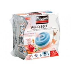 Deshumidificado rubson aero 360 aromaterapia fruta recambio pastilla