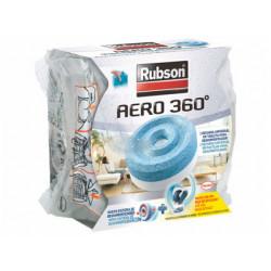 Deshumidificado rubson aero 360 aromaterapia vainilla recambio pastilla