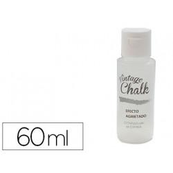 Barniz efecto agrietado vintage chalk bote de 60 ml