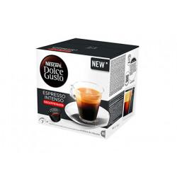 Cafe dolce gusto espresso intenso descafeinado caja monodosis de 16 unidade