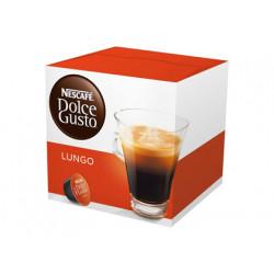 Cafe dolce gusto lungo caja monodosis de 16 unidades