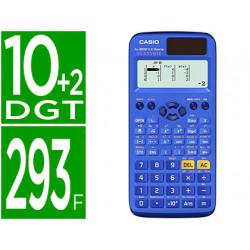 Calculadora casio fx85spx ii iberia classwiz cientifica 293 funciones 8+1