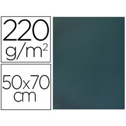 Cartulina lisa/rugosa 2 texturas 50x70 cm 220g/m2 hierro
