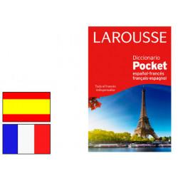 Diccionario larousse pocket frances español / español frances