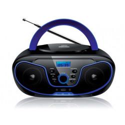 Radio reproductor daewoo cd con usb radio digital 20 presintonias potencia