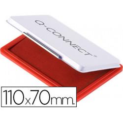 Tampon qconnect n2 110x70 mm rojo