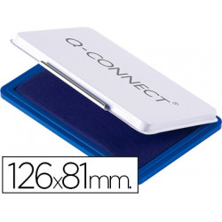 Tampon qconnect n1 126x81 mm azul