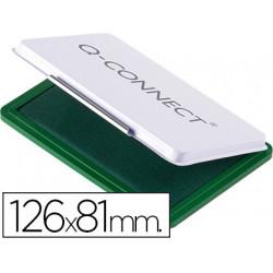 Tampon qconnect n1 126x81 mm verde