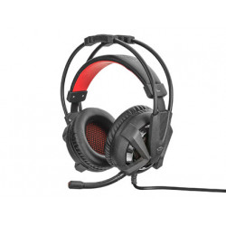 Auricular trust gaming gxt353 vibration headset con microfono incorporado l