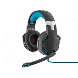 Auricular trust hawk gxt363 vibration headset con microfono incorporado son