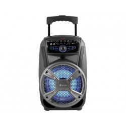 Altavoz ngs bluetooth portatil speaker wildmambo pantalla led 35w 18000 mah