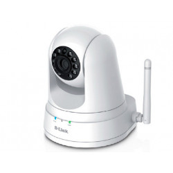 Camara vigilancia dlink ip ptz para moviles wifi video 720p hd vision noc