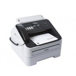 Fax brother 2845 laser monocromo 20 ppm bandeja 250 hojas 16 mb de memoria