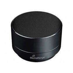 Altavoz portatil mediarange bluetooth 1x3w funcion mano libre micro sd / sd
