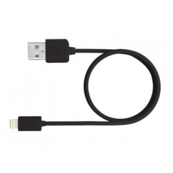 Cable usb 20 a apple lightning mediarange usb 20 longitud de cable 1 mt n