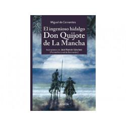 Libro anaya el ingenioso hidalgo don quijote tapa cartone 1392 paginas 250x