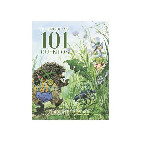 Libro anaya los 101 cuentos tapa cartone 672 paginas 275x220 mm