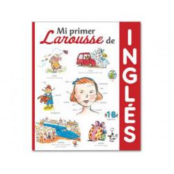Libro larousse mi primer larousse de ingles tapa cartone 160 paginas 245x20