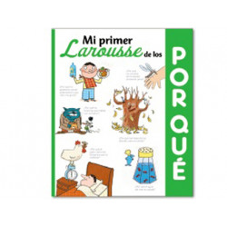 Libro larousse mi primer larousse de los por que tapa cartone 160 paginas 2