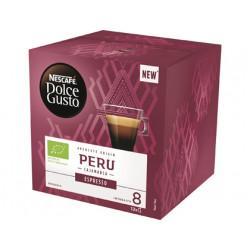 Cafe dolce gusto origen peru monodosis caja de 12 unidades