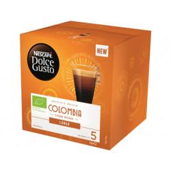 Cafe dolce gusto origen colombia monodosis caja de 12 unidades